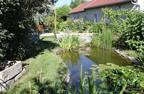 LesAgnates-bed and breakfast - near Beaune