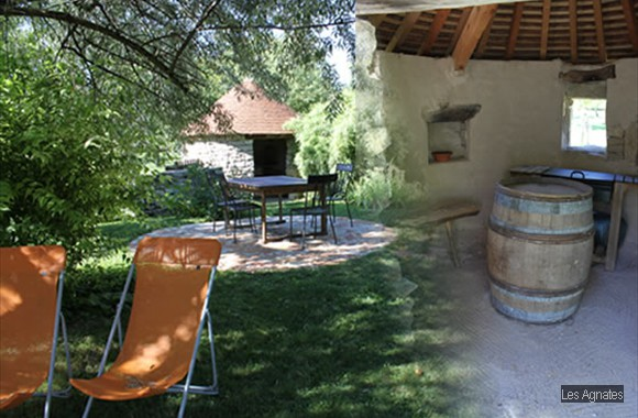 LesAgnates-bed and breakfast - Burgundy